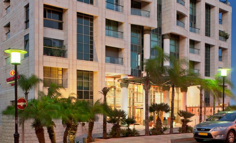 Crowne-Plaza-Haifa